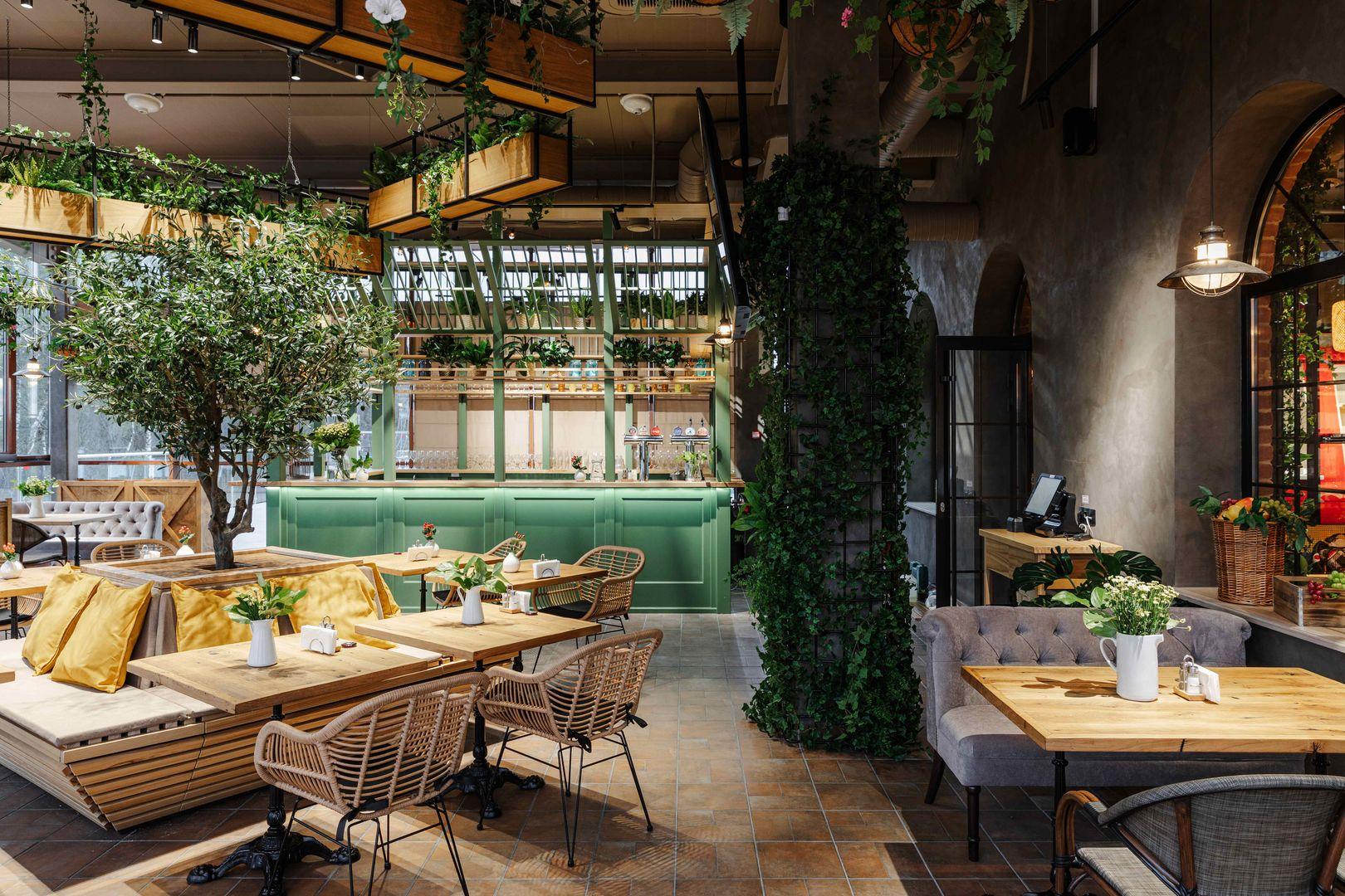 Ресторан Veranda