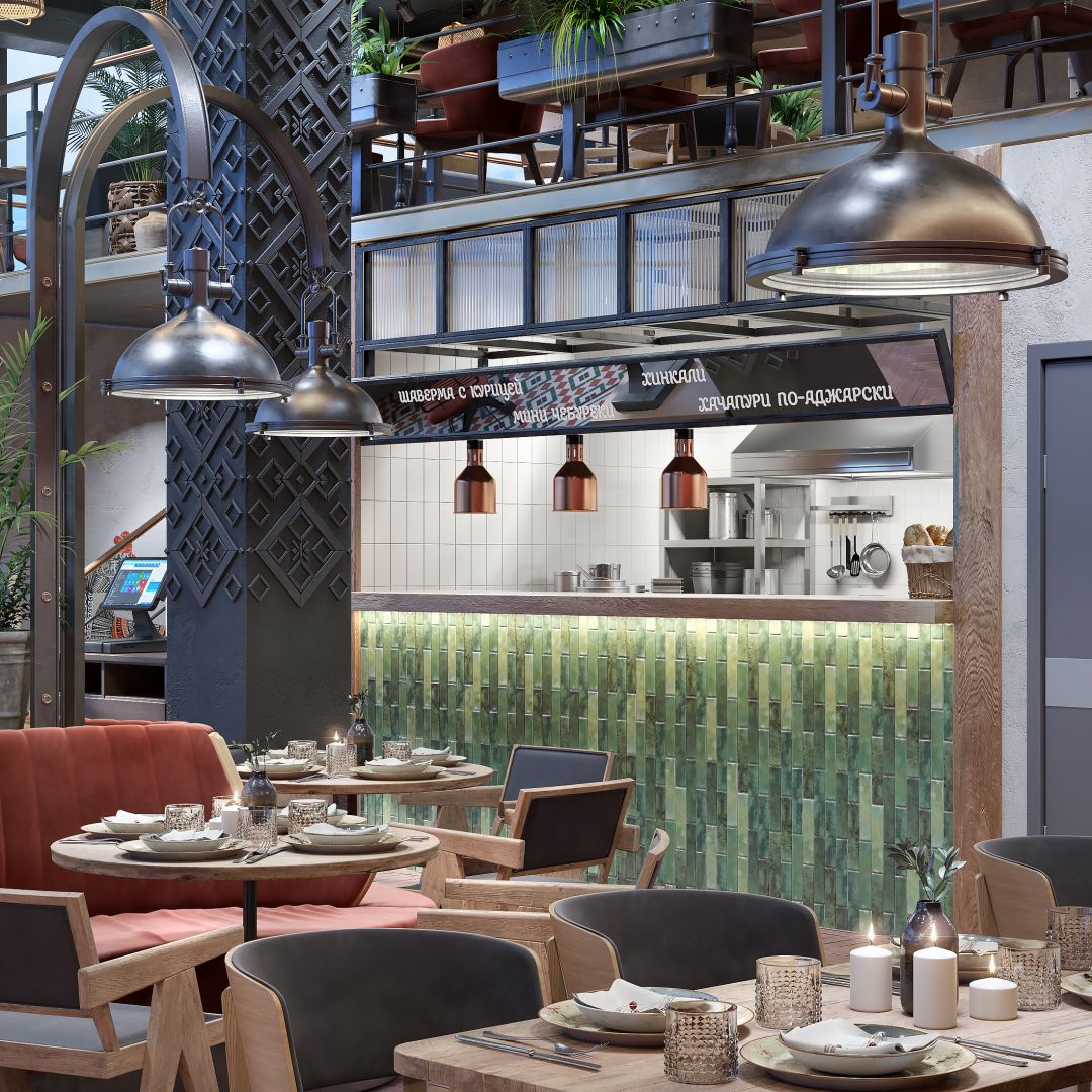 Ресторан «Антресоль»
