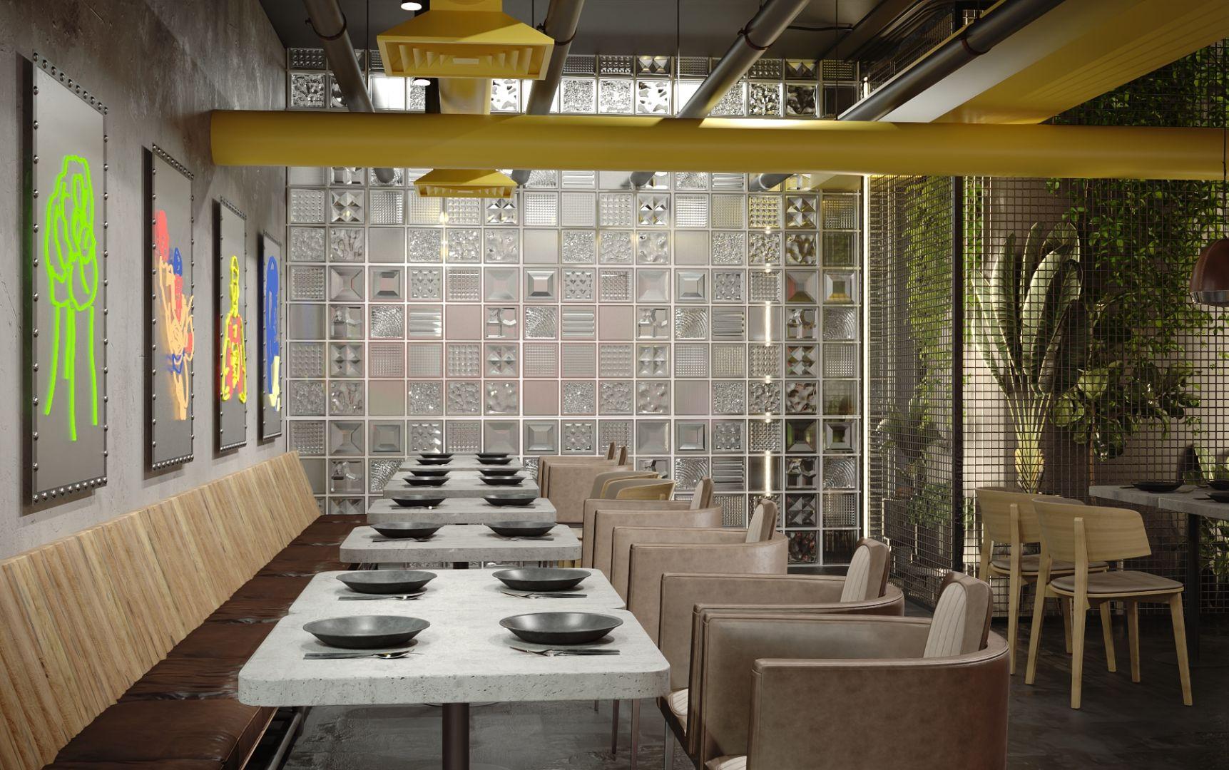 Ресторан «Место силы»