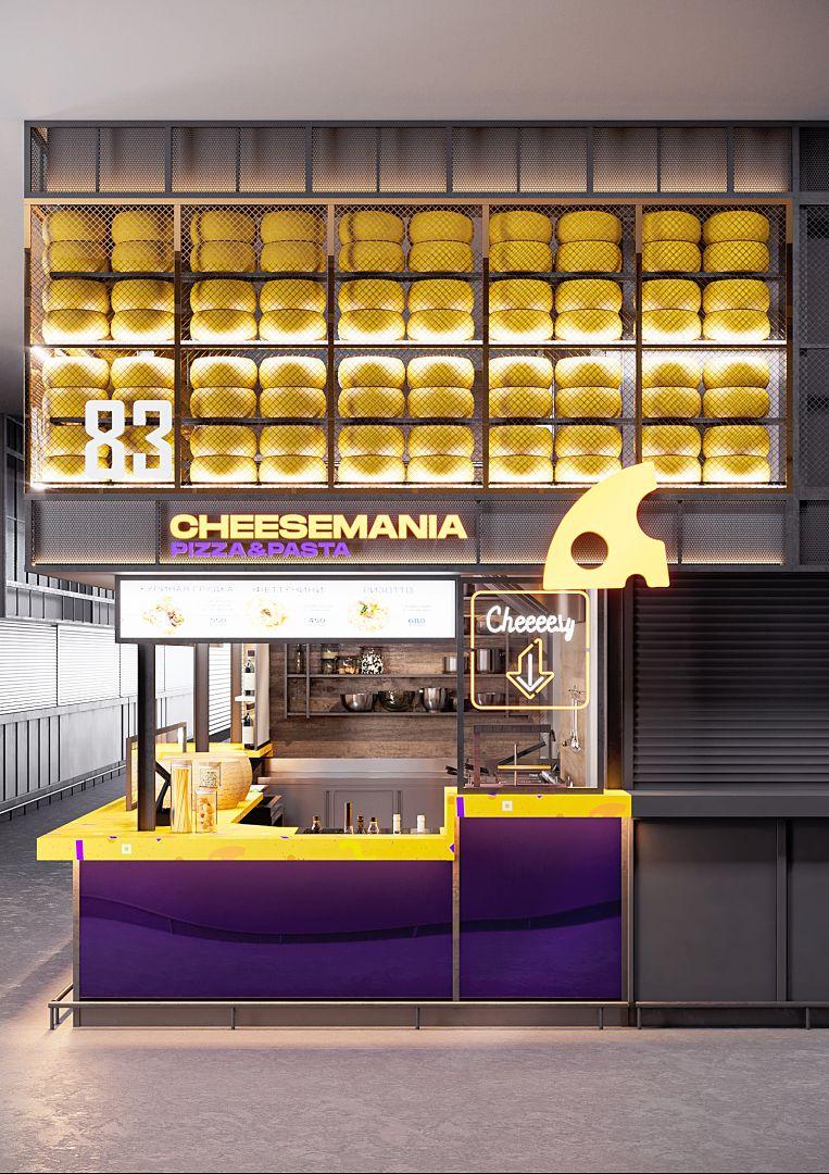 Корнер Cheesemania